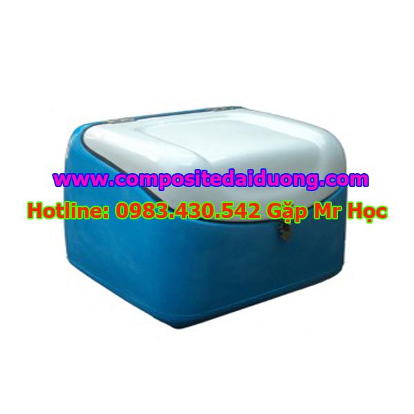 THÙNG CHỞ HÀNG COMPOSITE MS03